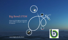 Copy of Big Bend STEM Outreach