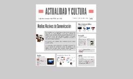 ACTUALIDAD Y CULTURA
