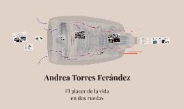 Andrea Torres Ferández