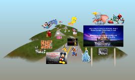 Copy of Company Profile{The Walt Disney Company}