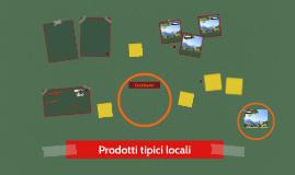 Prodotti tipici locali