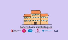 Codeclub a les biblioteques