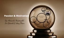 Passion & Motivation