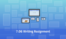 Copy of 7.06 Writing Assignment
