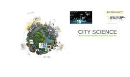 City Science: MIT Media Lab
