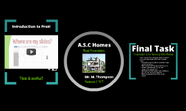 A.S.C Homes