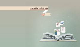 Metodo Eclectico