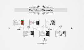 The Pahlavi Monarcy