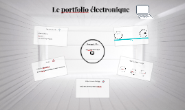 Copy of Le portfolio électronique