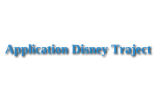 Application Disney Traject