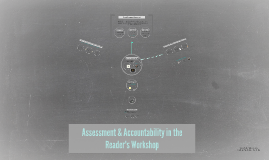 Assessment & Accountability in the Reader's Workshop