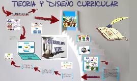 Copy of TEORIA Y DISEÑO CURRICULAR