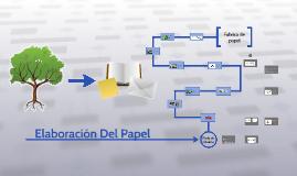 Elaboración del papel