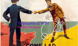 Propoganda of World War 1