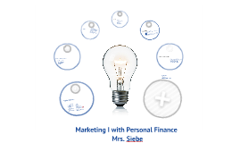 Marketing I with Personal Finance Open House
