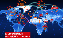 Copy of LA GLOBALIZACION INDUSTRIAL & ECONOMICA​