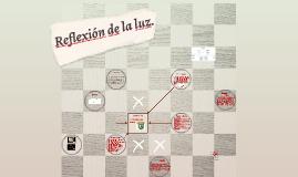 REFLEXIOn DE LA LUZ.