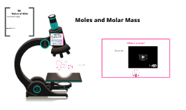 Moles and Molar Mass