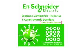 Schneider Electric te invita a Cambiar Historias