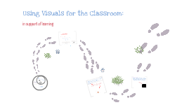 Using Visuals for a Classroom