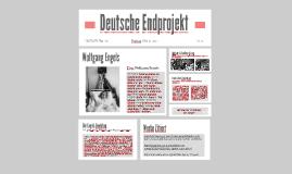 Deutsche Endprojekt