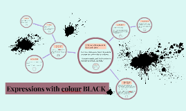 Expressions with colour black