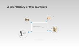 A Brief History of War Souvenirs