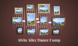 Alvin Ailey Dance Comp