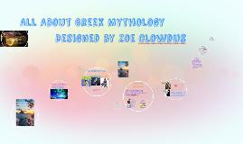 All About Greek Mythology