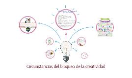 Copy of Circunstancias del bloqueo de la creatividad