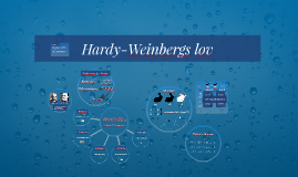 Hardy-Weinbergs lov