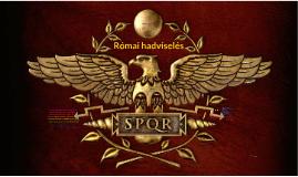 Római hadviselés