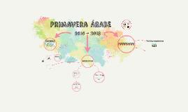 Copy of Primavera ÁRABE