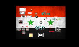 Tensions et conflits en Syrie