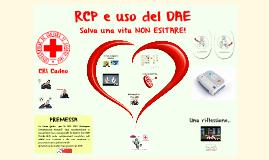 RCP e uso del DAE scuole superiori