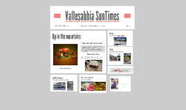 Vallesabbia SunTimes
