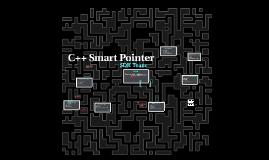 C++ Smart Pointer