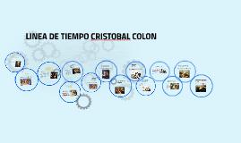 Copy of LINEA DE TIEMPO CRISTOBAL COLON