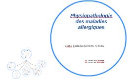 Physiopathologie des maladies allergiques
