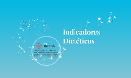 Indicadores Dietéticos