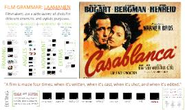 Film Grammar- Laamanen