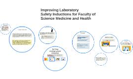 Laboraory safety ind