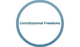 16 - Constitutional Freedoms