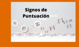Copy of SIGNOS DE PUNTUACION