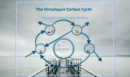 The Himalayan Carbon Cycle