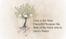 Love is the Most Powerful Weapon: the Role of the Dark Arts