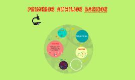 Copy of PRIMEROS AUXILIOS BASICOS