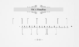 TIC´s Timeline