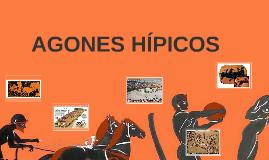 AGONES HIPÍCOS