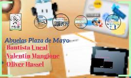 Abuelas Plaza De Mayo